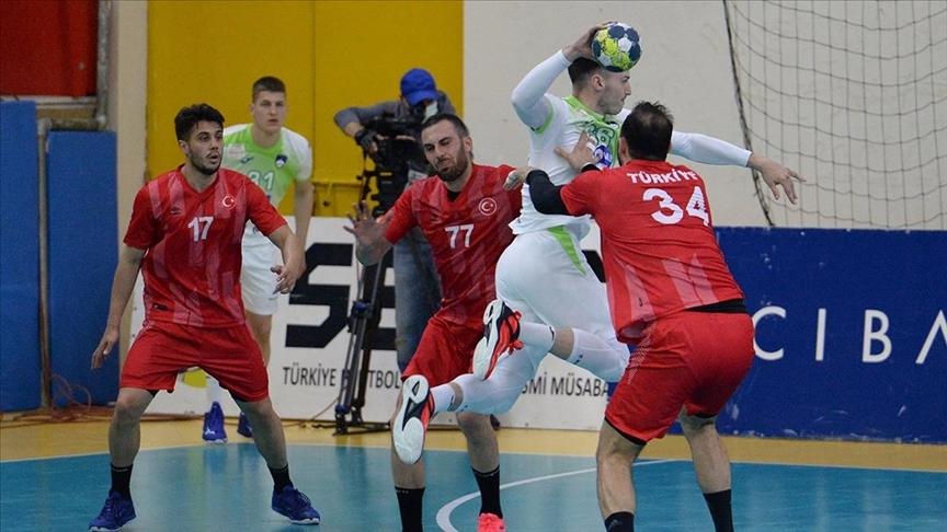 Milli takım hentbolda 2022 Avrupa Şampiyonası finallerine katılma şansını kaybetti