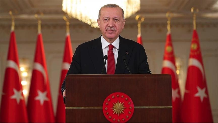 Cumhurbaşkanı Erdoğan: Bugün insansız hava araçlarında dünyanın en iyi 3-4 ülkesinden birisiyiz