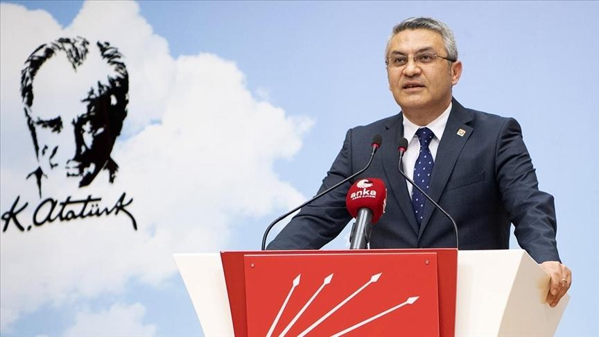 CHP Genel Başkan Yardımcısı Salıcı, Kovid-19 test sonucunun pozitif çıktığını duyurdu