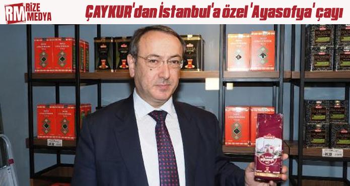 ÇAYKUR'DAN  HER İLE ÖZEL ÇAY PAKETİ