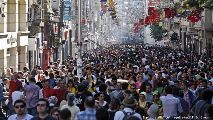İl İl Türkiye 2020 Nüfusa Sayısı Açıklandı