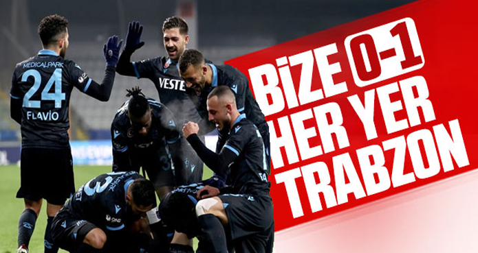 Başakşehir 0 - 1 Trabzonspor