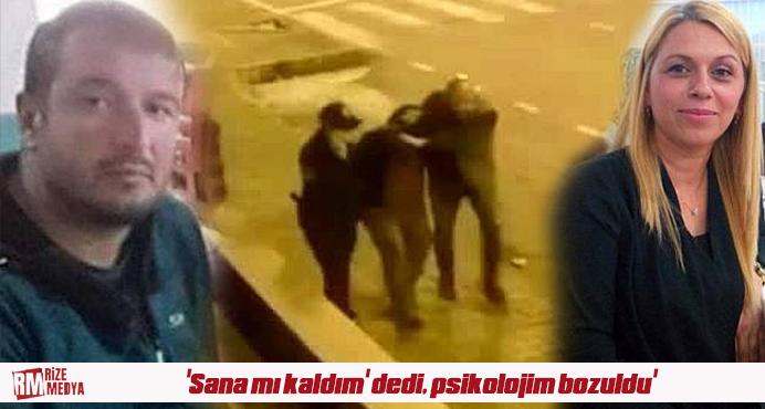 Gamze Pala'nın cinayet zanlısı: 'Sana mı kaldım' dedi, psikolojim bozuldu'