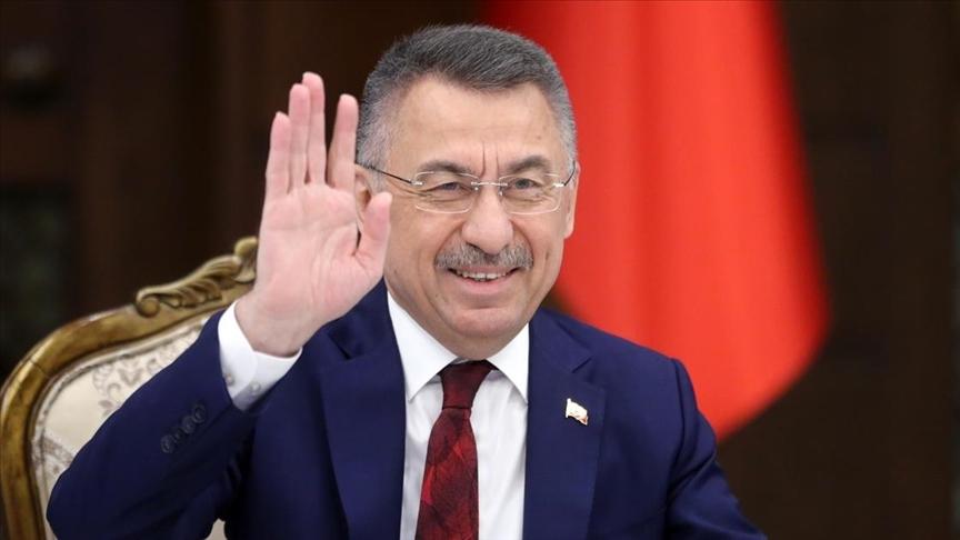 Cumhurbaşkanı Yardımcısı Oktay: Türkiye olarak biz yine mazlumların umudu, sessizlerin sesi olacağız