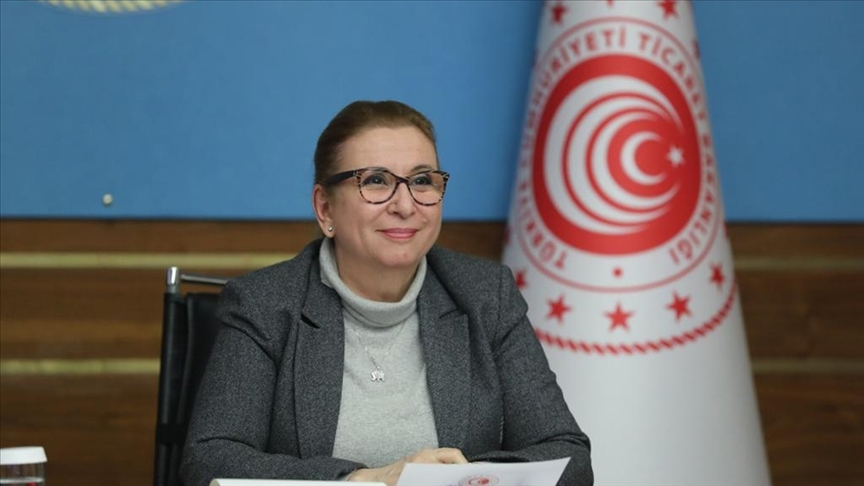 Ticaret Bakanı Pekcan, AB Ekonomi Komiseri Gentiloni ile görüştü