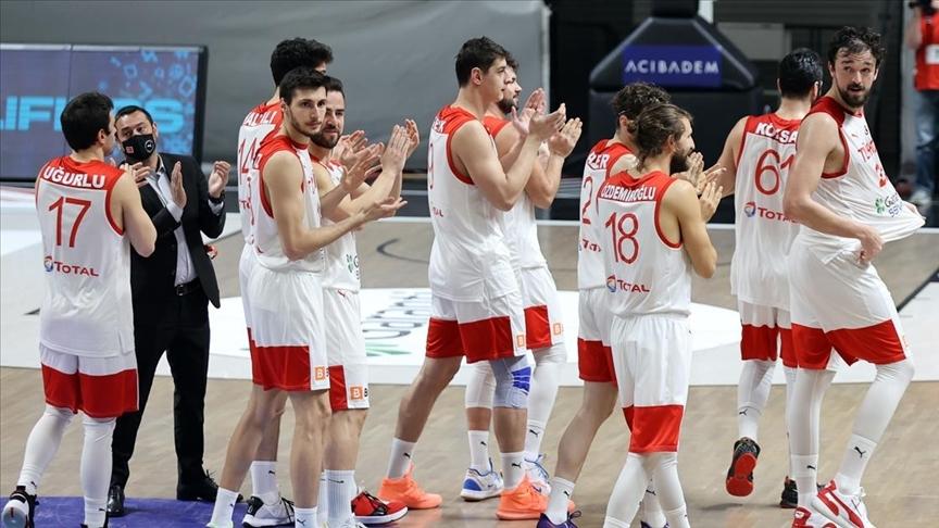 A Milli Erkek Basketbol Takımı, 2022 Avrupa Şampiyonası grup maçlarını Gürcistan'da oynayacak