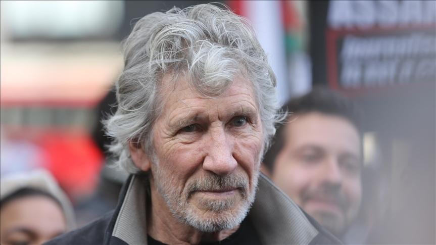 Ünlü rock grubu Pink Floyd'un solisti Waters, Mescid-i Aksa baskını nedeniyle İsrail'e tepki gösterdi:
