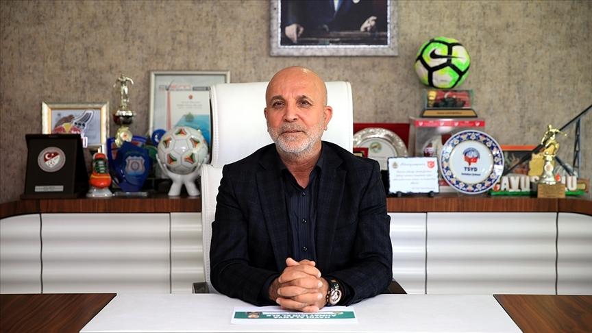 Alanyaspor Kulübü Başkanı Hasan Çavuşoğlu'ndan yabancı kuralına destek