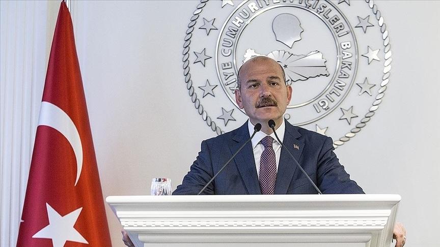 İçişleri Bakanı Soylu'dan İHD ve HDP'nin 1915 olaylarına ilişkin açıklamalarına tepki