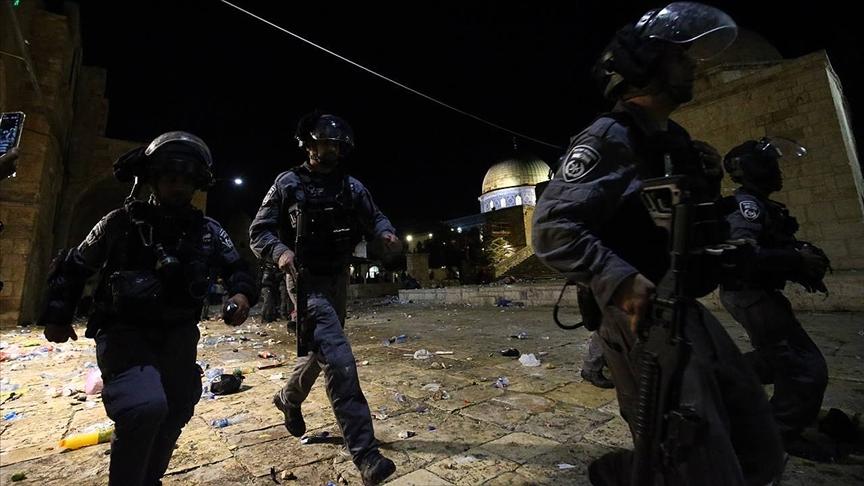 Dünya Müslüman Alimler Birliği, İsrail'in Aksa saldırılarını durdurmak için Müslümanları ayaklanmaya çağırdı
