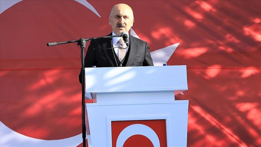 Karaismailoğlu: Sadece PKK değil FETÖ, PYD, YPG, DAEŞ hala gayrimeşru faaliyetlerini devam ettirmeye çalışıyor