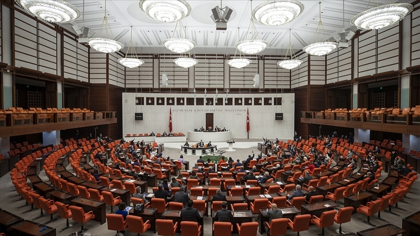 TBMM Genel Kurulunda 7 uluslararası anlaşma kabul edildi