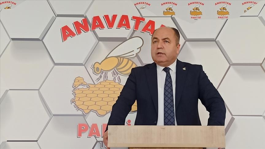 Anavatan Partisi'nden Cumhurbaşkanı Erdoğan'ın yeni anayasa çağrısına destek