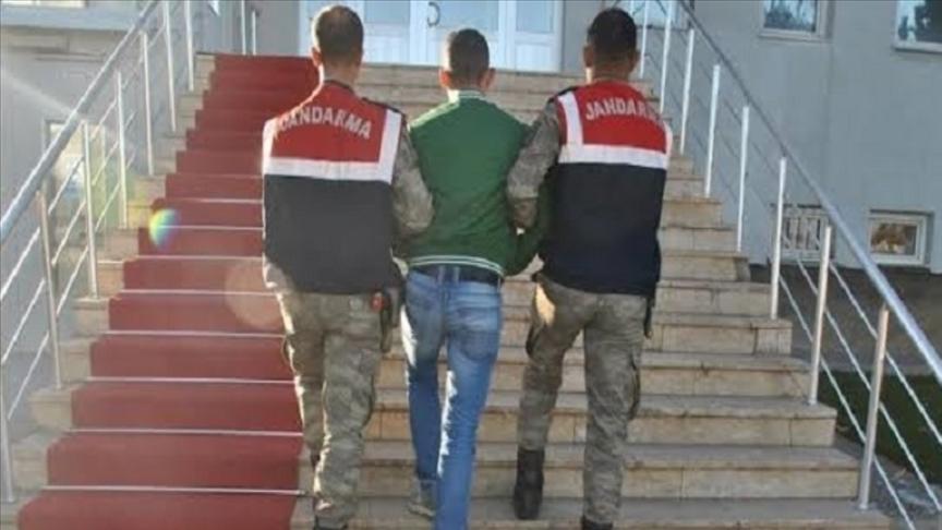 Bingöl'de terör örgütü PKK/KCK hükümlüsü 2 kişi yakalandı