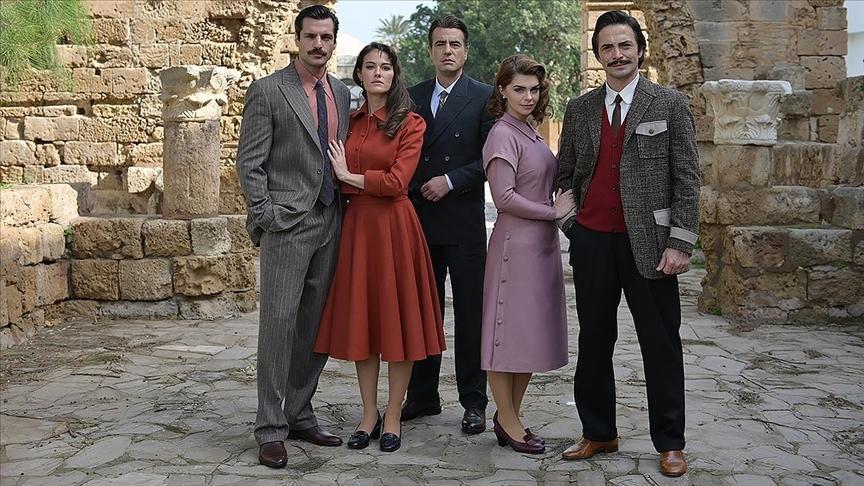 'Bir Zamanlar Kıbrıs' dizisi 1 Nisan'da izleyiciyle buluşacak