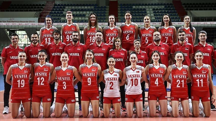A Milli Kadın Voleybol Takımı Başantrenörü Guidetti: En büyük hedef olimpiyatlara hazır şekilde katılmak