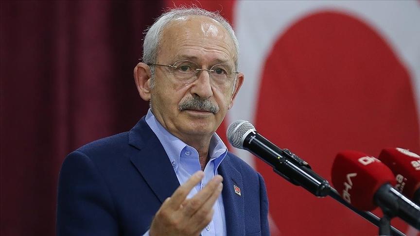 CHP Genel Başkanı Kılıçdaroğlu: Ülkenin aydınlığa çıkmasının birinci yolu demokrasi, ikincisi ise üreten Türkiye'dir