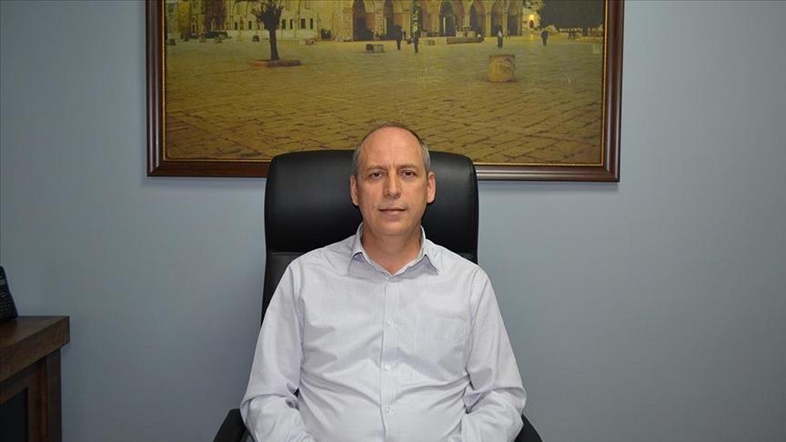 'İşgal devleti İsrail şehirdeki Müslüman nüfusu azaltmak için elinden gelen her şeyi yapıyor'