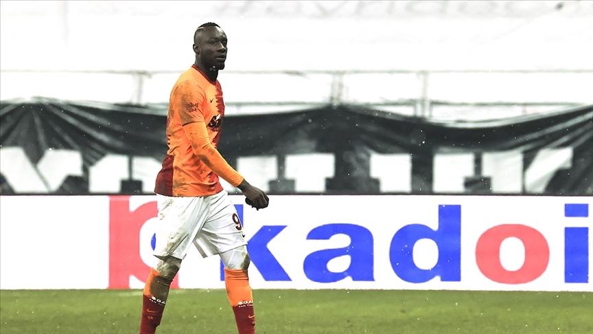 Galatasaray'da golcü futbolcu Diagne, West Bromwich Albion'a kiralandı