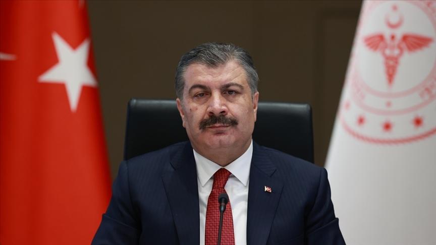 Sağlık Bakanı Koca, tüm vatandaşlar Kovid-19 aşısı olana kadar çalışacaklarını vurguladı
