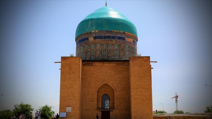 Türk dünyasının manevi başkenti Türkistan 'Dünya Mirası Kentleri' listesine girdi