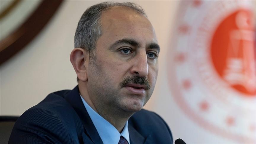 Adalet Bakanı Gül: Bizim için kadına yönelik şiddetle mücadele bir insan hakları mücadelesidir
