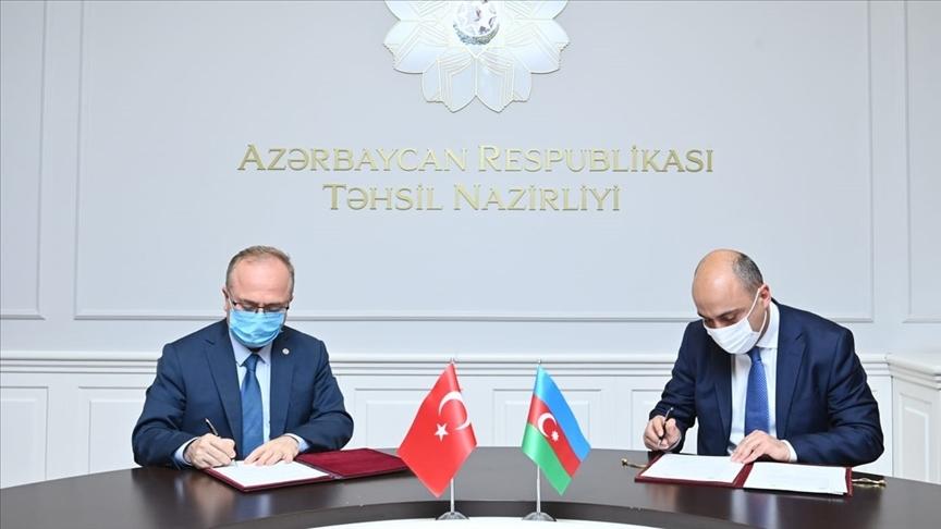 Türkiye Maarif Vakfı, Azerbaycan ile iş birliği protokolü imzaladı