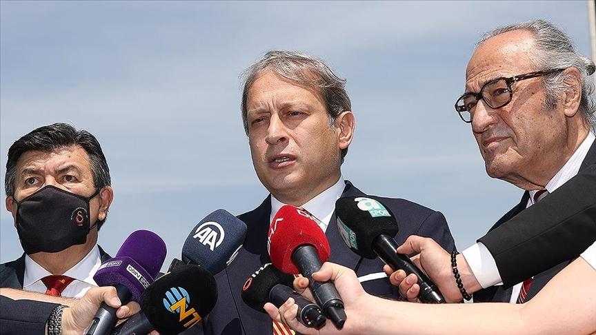 Mahkeme, Galatasaray Kulübü başkan adayı Elmas'ın ihtiyati tedbir talebini reddetti