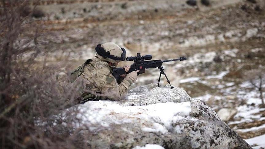 Pençe Kartal-2 Harekatı'nda 2 asker şehit oldu, 4 asker yaralandı