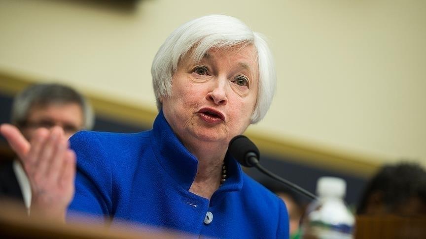 ABD Hazine Bakanı Yellen, nisanda istihdamdaki artışın ekonomide ″devam eden ilerlemeyi″ yansıttığını söyledi