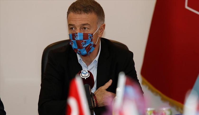 Trabzonspor Başkanı Ağaoğlu: 'Bugün, yarınlara daha umutlu bakan bir camiamız var'