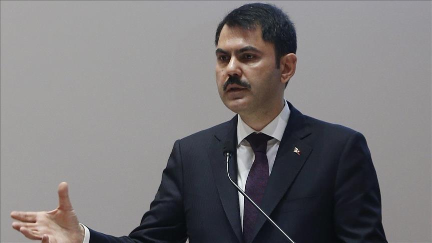 'Kanal İstanbul projemizin temellerini yaz aylarında atacağız'