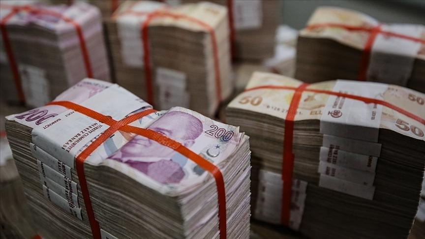 Bankacılık sektörü kredi hacmi geçen hafta 3 trilyon 593 milyar liraya yükseldi