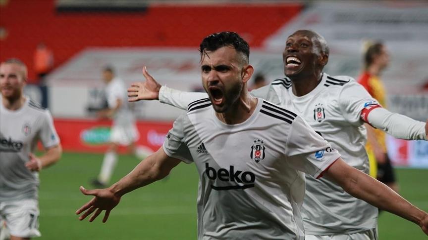 Süper Lig'de sezonun en golcü takımı Beşiktaş