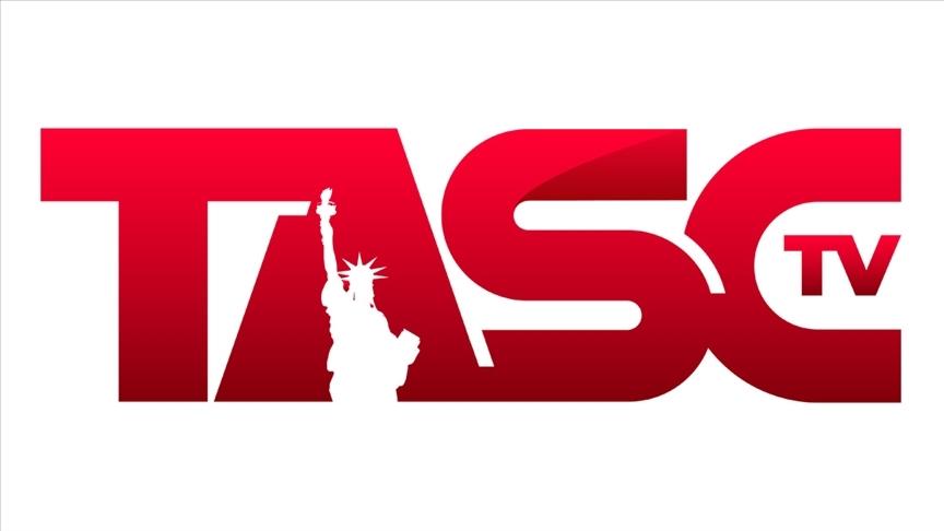 ABD'de kurulan TASC TV, 24 saat kesintisiz yayın hayatına başladı